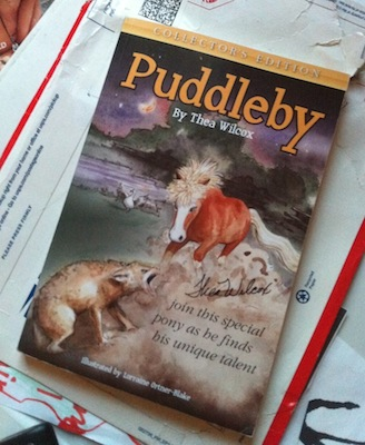 Puddleby by Thea Wilcox